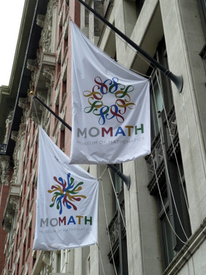 MoMath flags