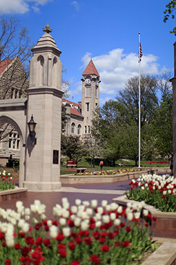 AMS :: Spring Central Sectional Meeting Indiana University Campus Map Milieage on