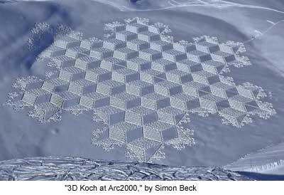 3D Koch