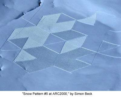 Snow Pattern #5