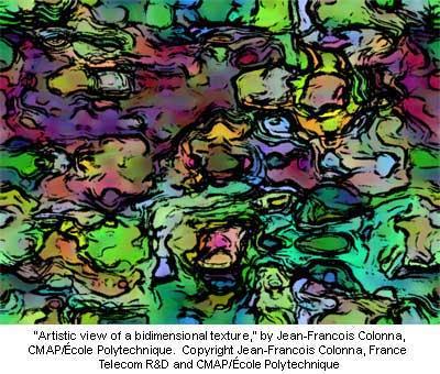 Bidimensional Texture