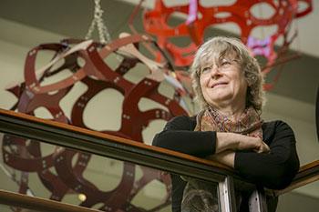 picture of Ingrid Daubechies