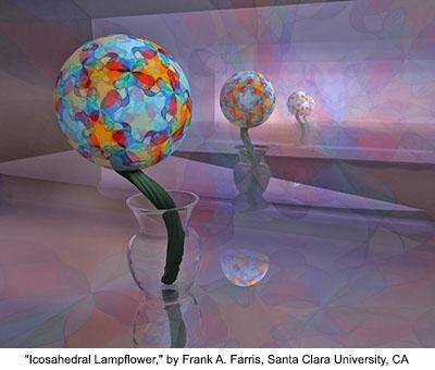Icosahedral Lampflower