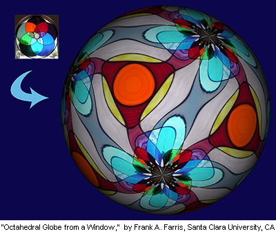 Octahedral Globe