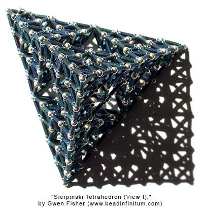Sierpinski Tetrahedron (View I)