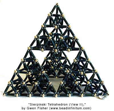 Sierpinski Tetrahedron (View II)