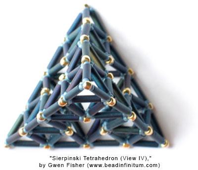 Sierpinski Tetrahedron (View IV)