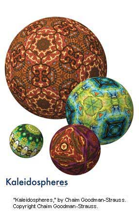 Kaleidospheres