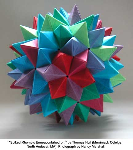 Spiked Rhombic Enneacontahedron