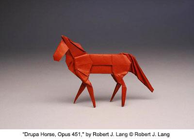 Drupa Horse