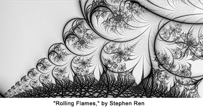 rolling Flames
