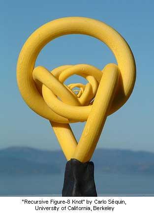Recursive Figure-8 Knot