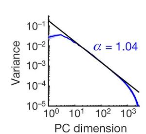cumulative variance