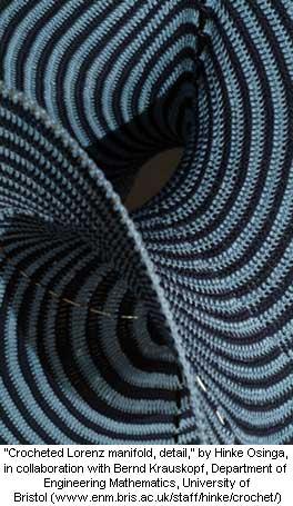 Hinke crochet - detail