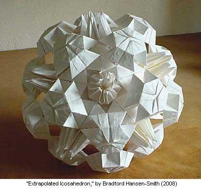 Extrapolated Icosahedron
