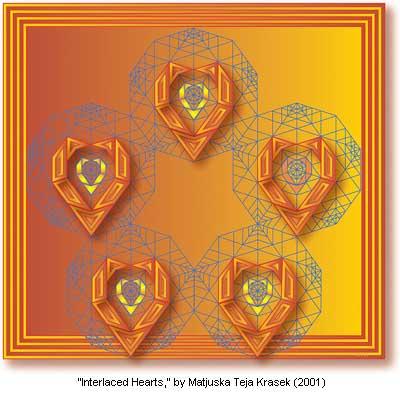 Interlaced Hearts