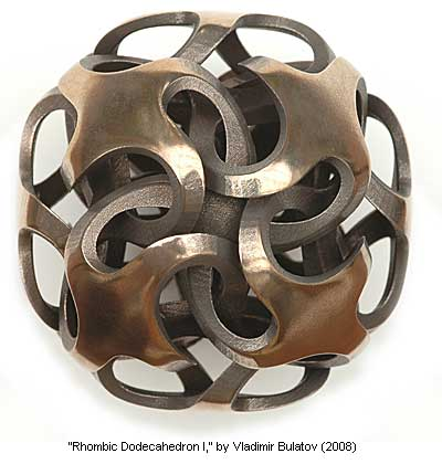 Rhombic Dodecahedron I