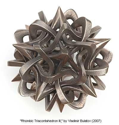 Rhombic Triacontahedron III