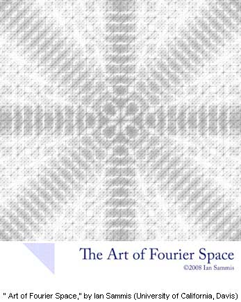 Art of Fourier Space