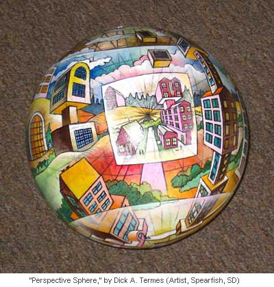Perspective Sphere