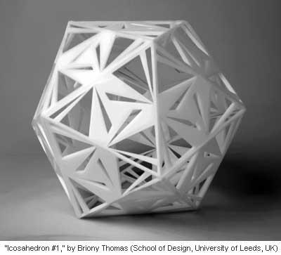 Icosahedron #1
