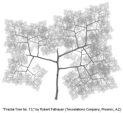 Fractal Tree No. 13