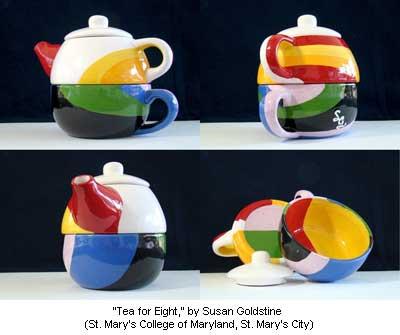 Tea for Eight