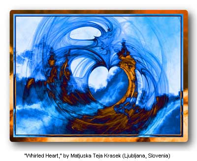 Whirled Heart