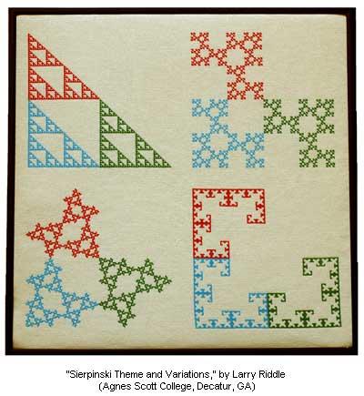 Sierpinski Theme and Variations
