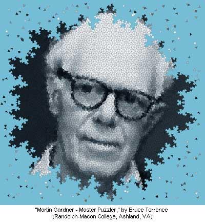 Martin Gardner - Master Puzzler