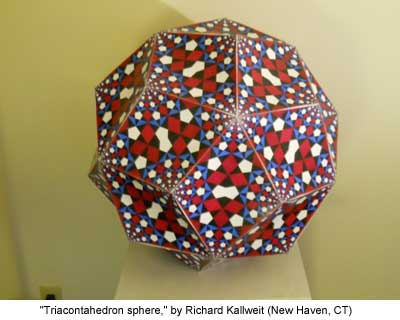 Triaconthedron sphere