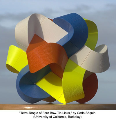 Tetra-Tangle of Four Bow-Tie Links