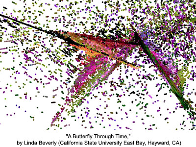 A Butterfly Through Time
