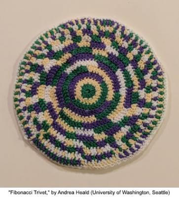 Fibonacci Trivet