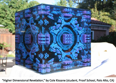 Higher Dimensional Revelation by Cole Kissane
