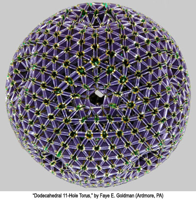 Dodecahedral 11-Hole Torus