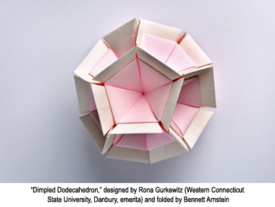 Dimpled Dodecahedron
