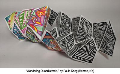 Wandering Quadrilaterals