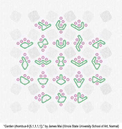 Garden (rhombus-9 [5,1,1,1,1])