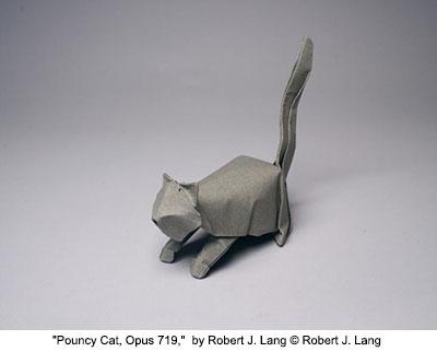 Pouncy Cat