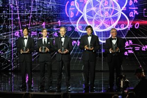 Breakthrough Prize in Mathematics winners