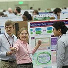 Grad School Fair and Student Poster Session