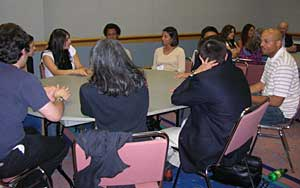Conversation with Scientists Math group
