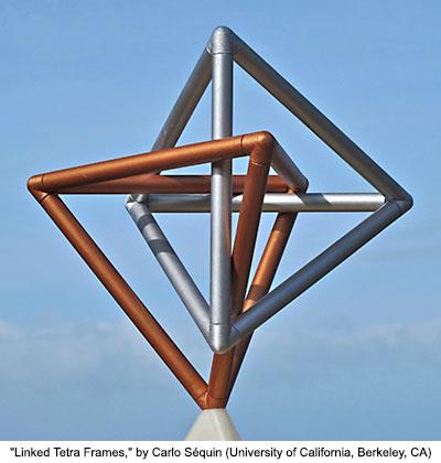 Linked Tetra Frames