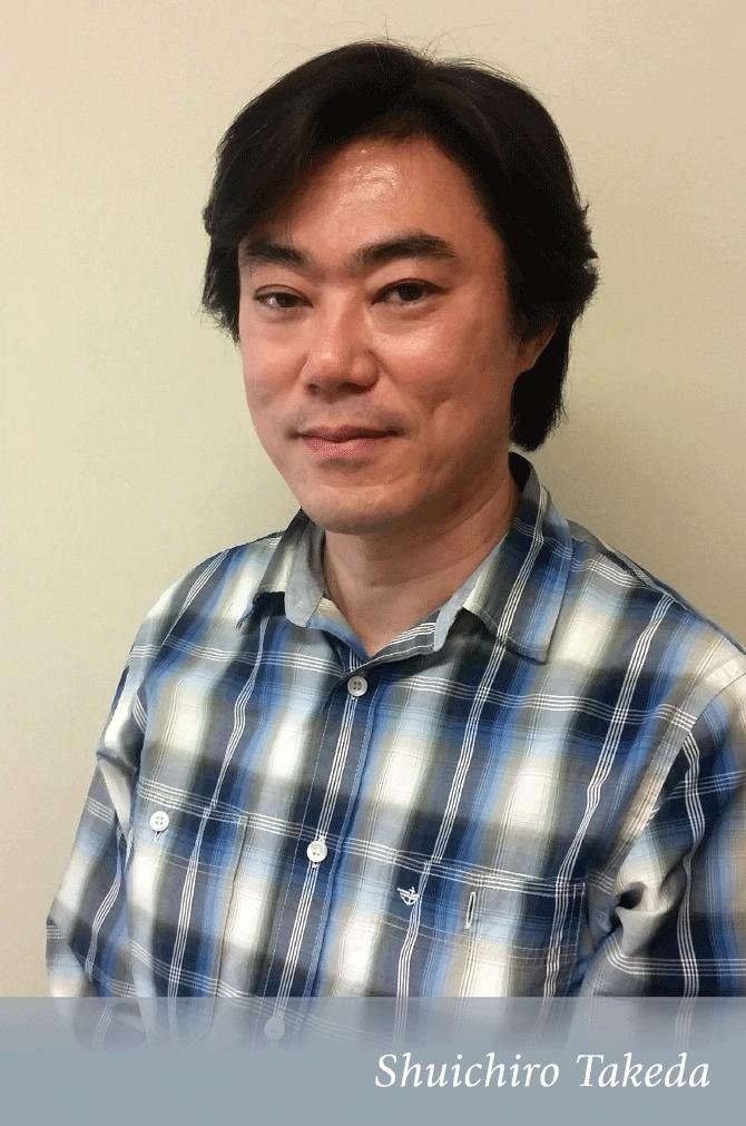 Shuichiro Takeda