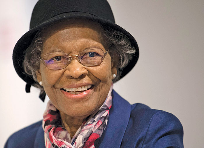 Navigating an Uncharted Path: The Life and Legacy of Dr. Gladys B. West