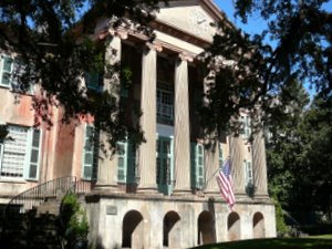 College of Charleston administration building
